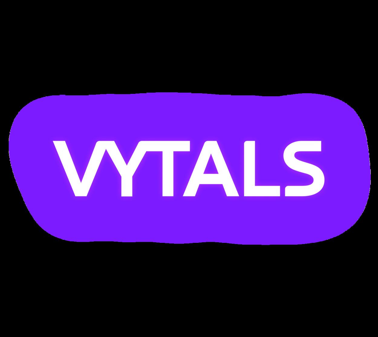 VYTALS logo homepage