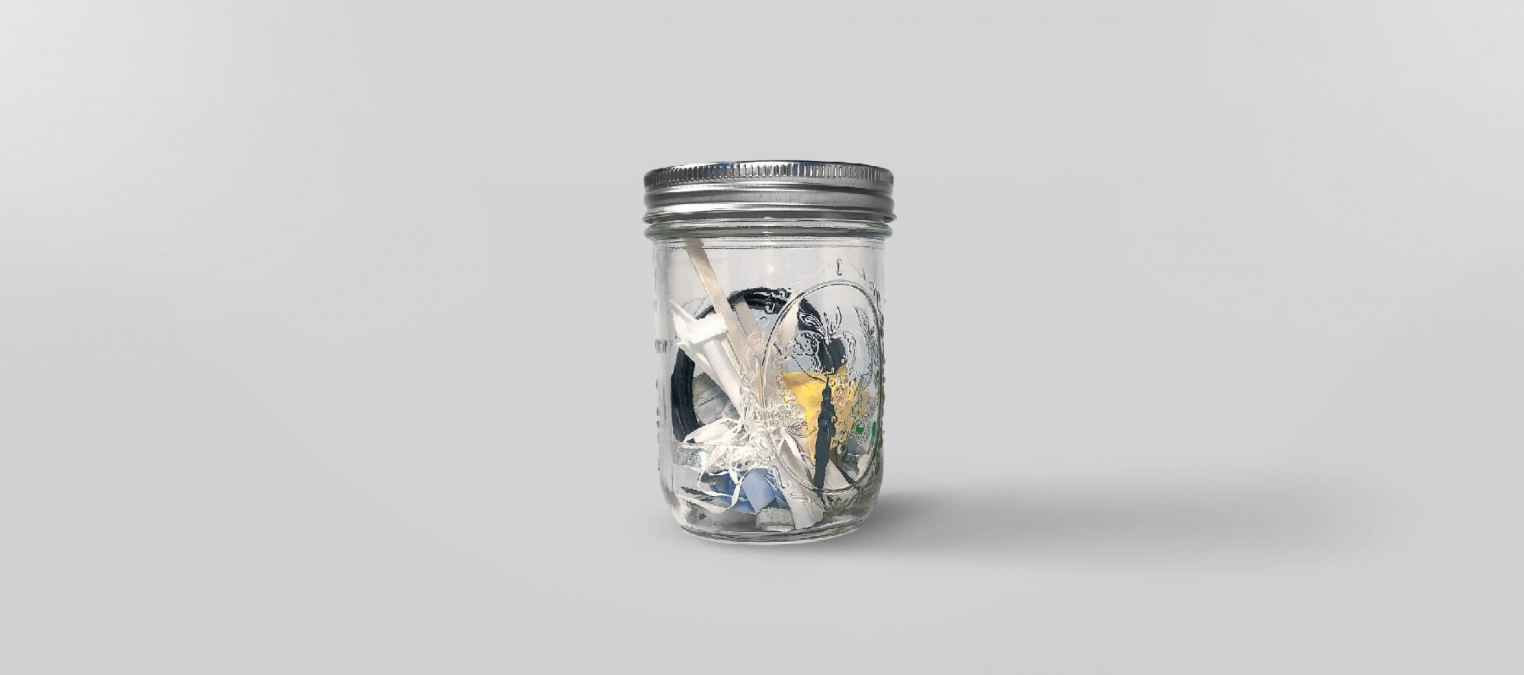 Zero Waste - mason jar