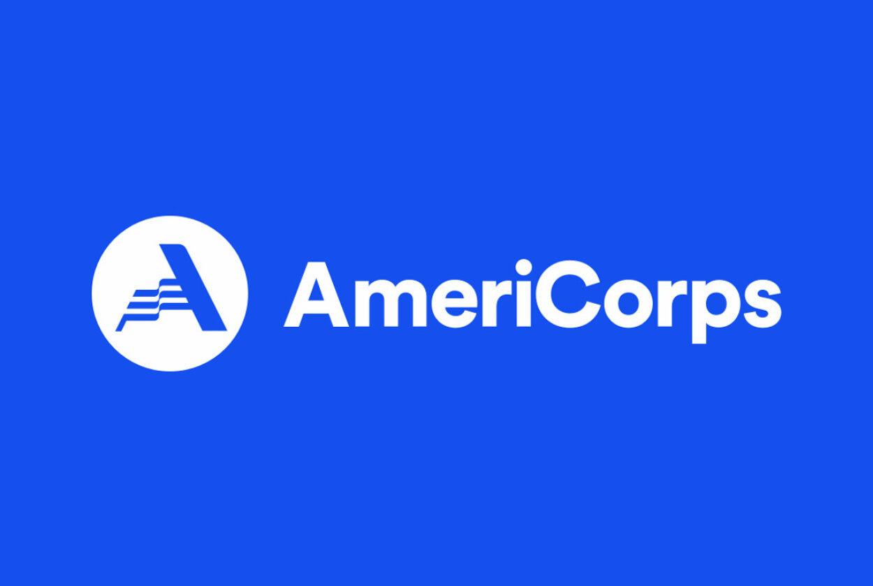 Americorps Logo Blue