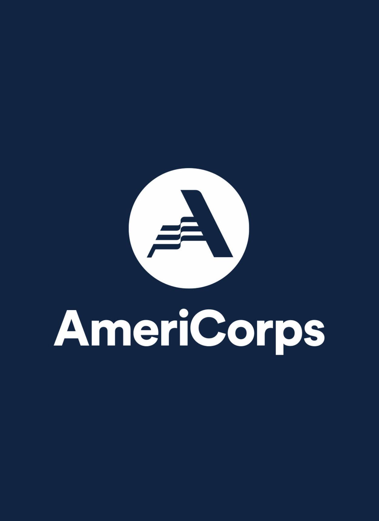 Americorps Logo Navy