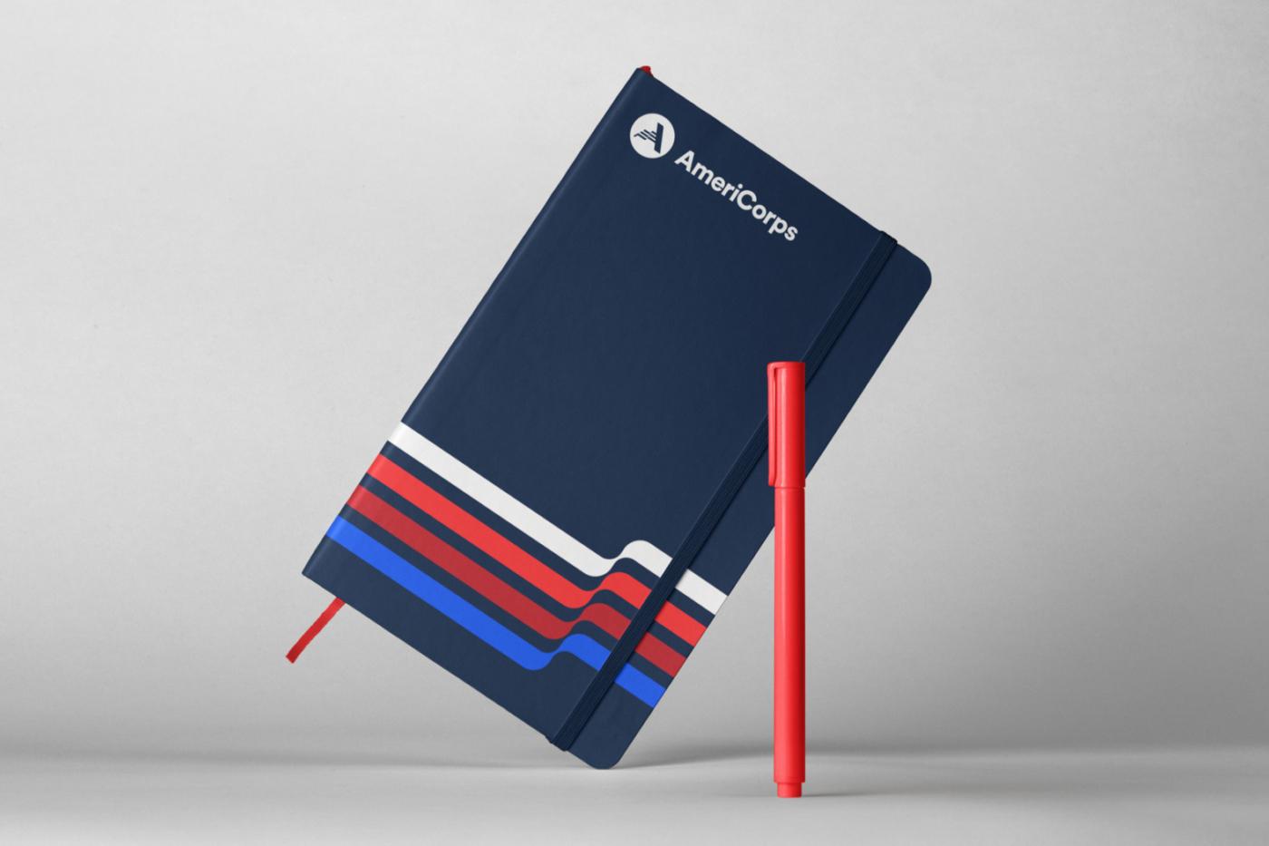Americorps Notebook