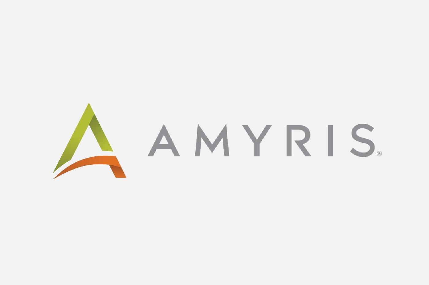Amyris Case Study Before Logo