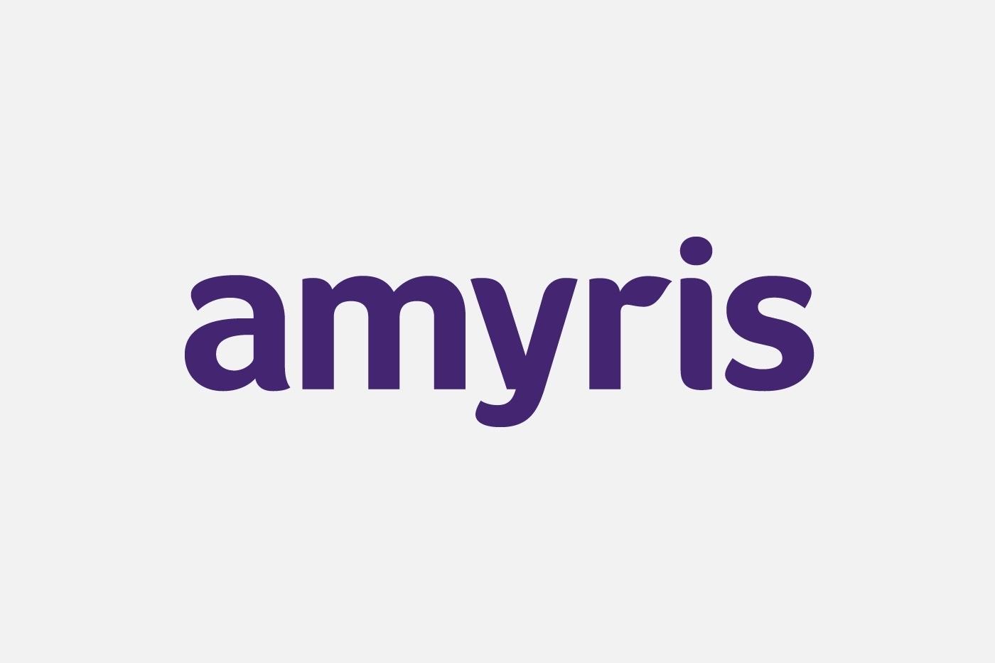 Amyris Case Study New Logo