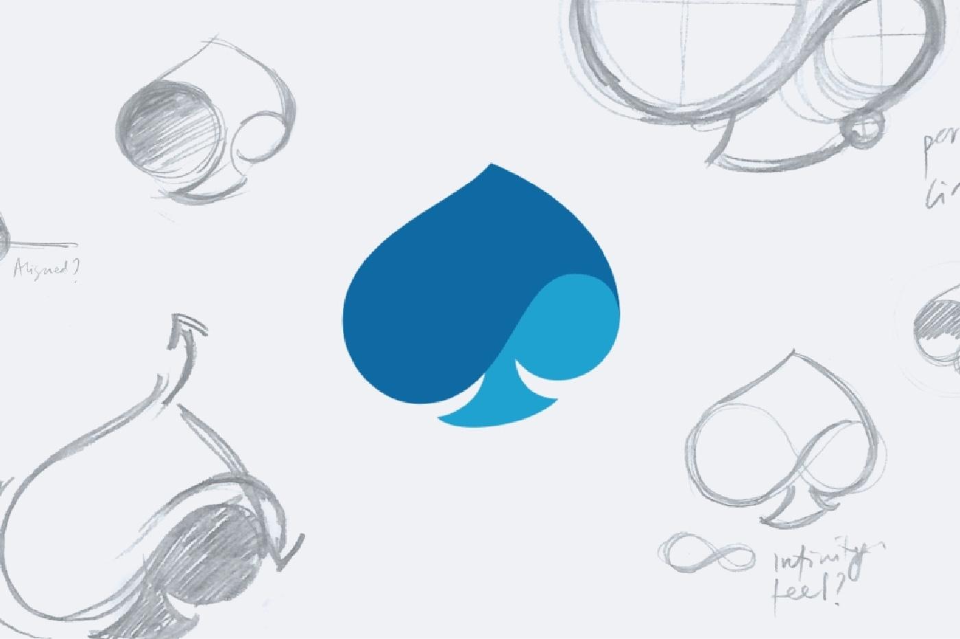Capgemini logo sketches 01