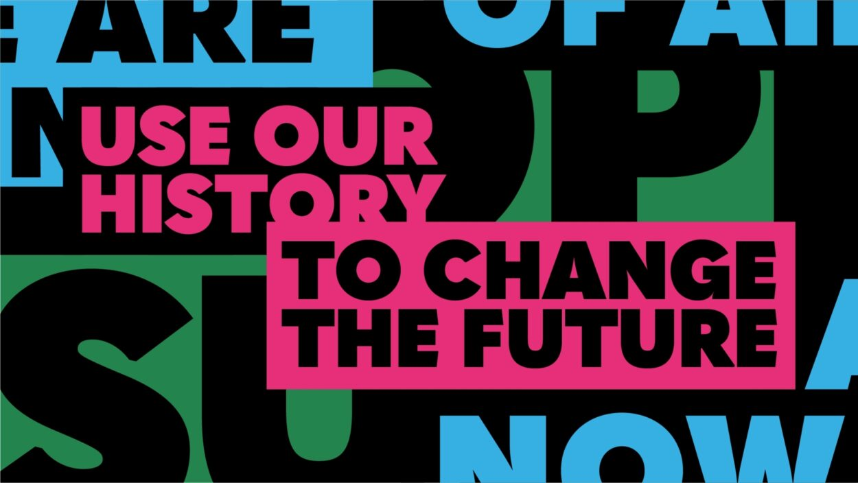 11 Brandpie Frontline AIDS Typography