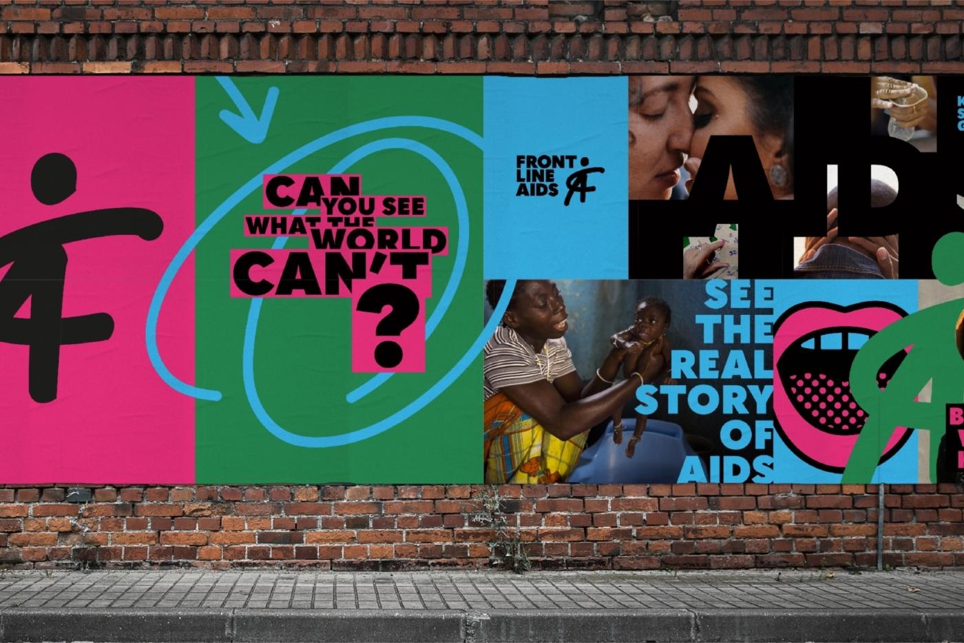 3 Brandpie Frontline AIDS Outdoor
