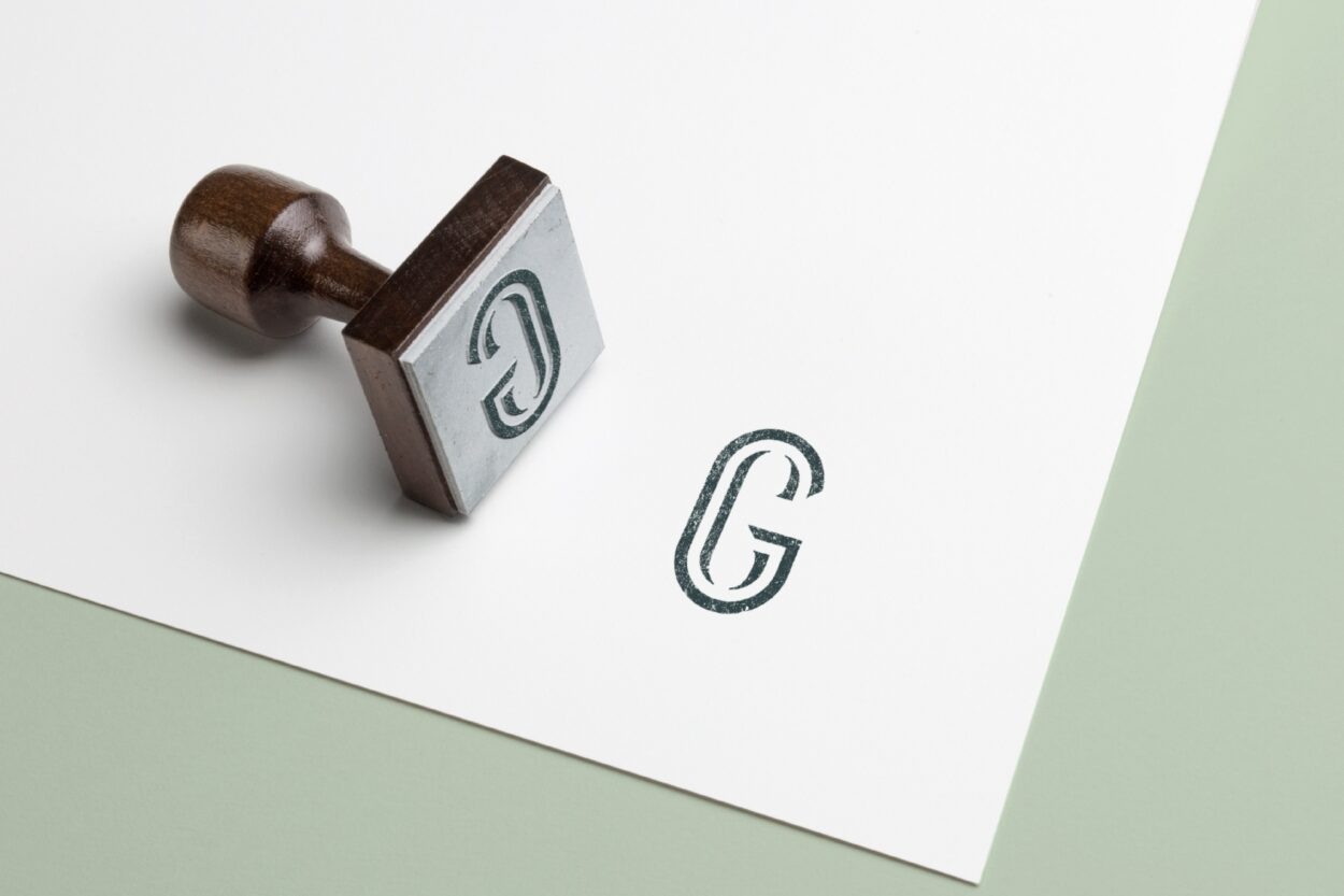 GCPartners Rubber Stamp