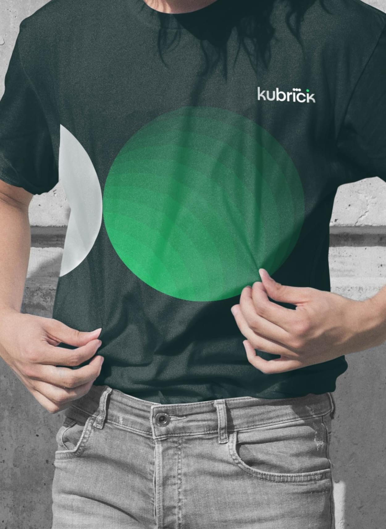 Kubrick t shirt