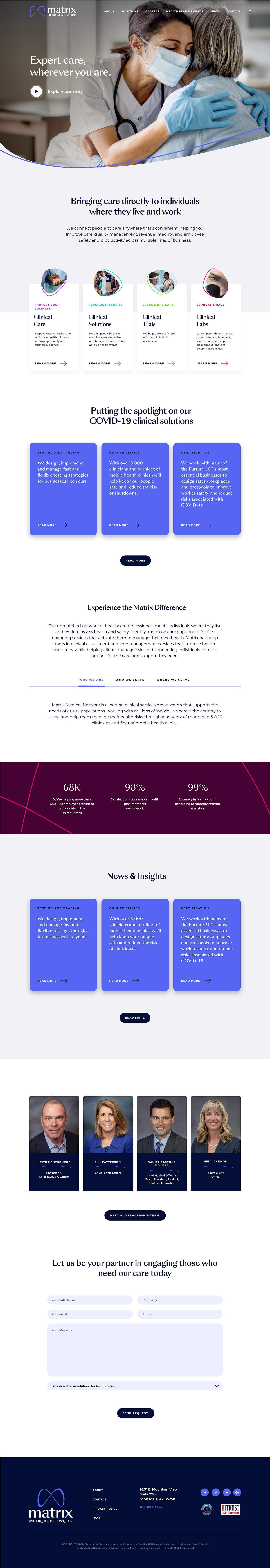 MMN Website