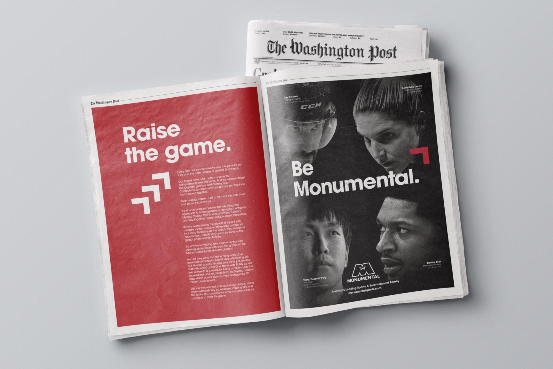 Monumental Washington Post