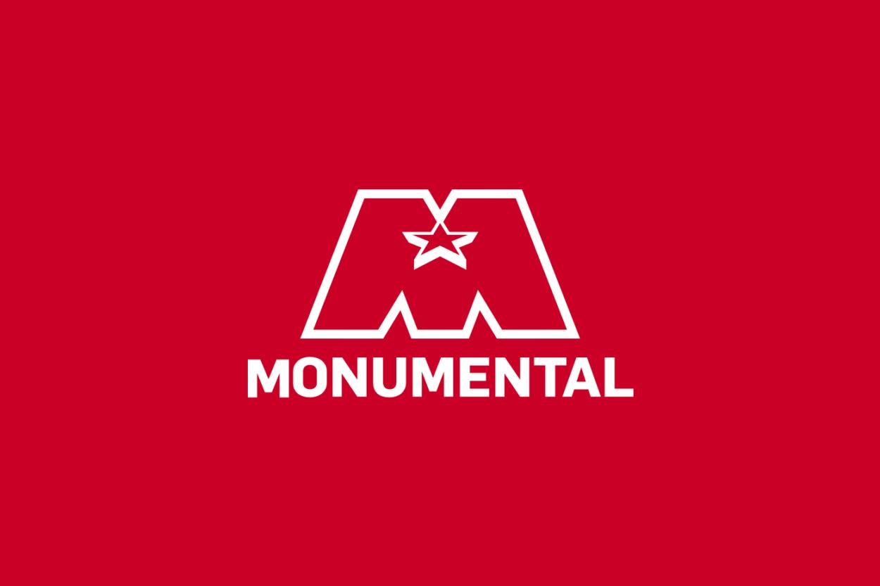 Monumental logo