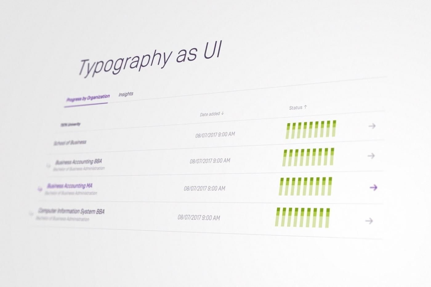 Watermark UI