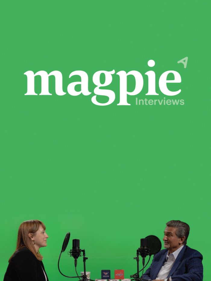 Magpie Interviews Cover Ep1