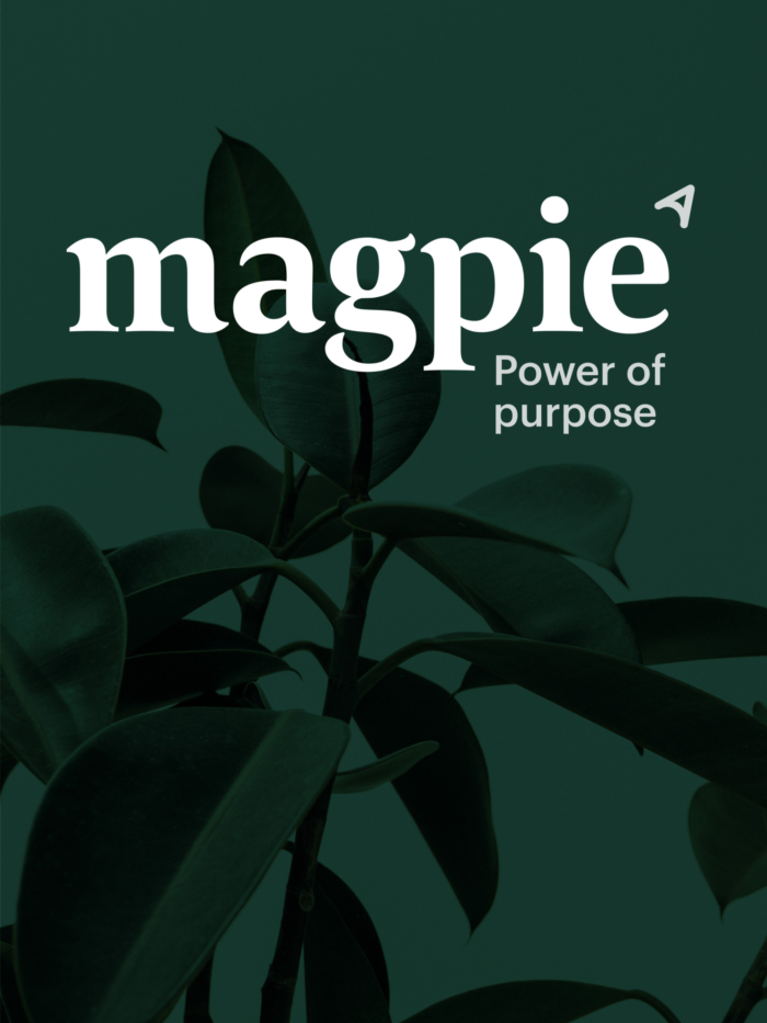 Magpie Podcast Ep2 title card