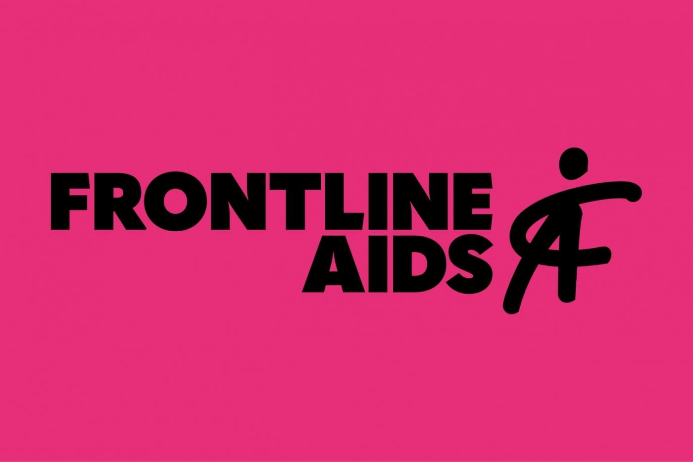 Frontline AIDS - logo