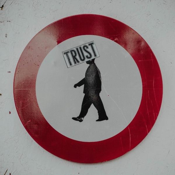 Consumer trust thumb